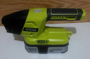 Flashlight by Ryobi